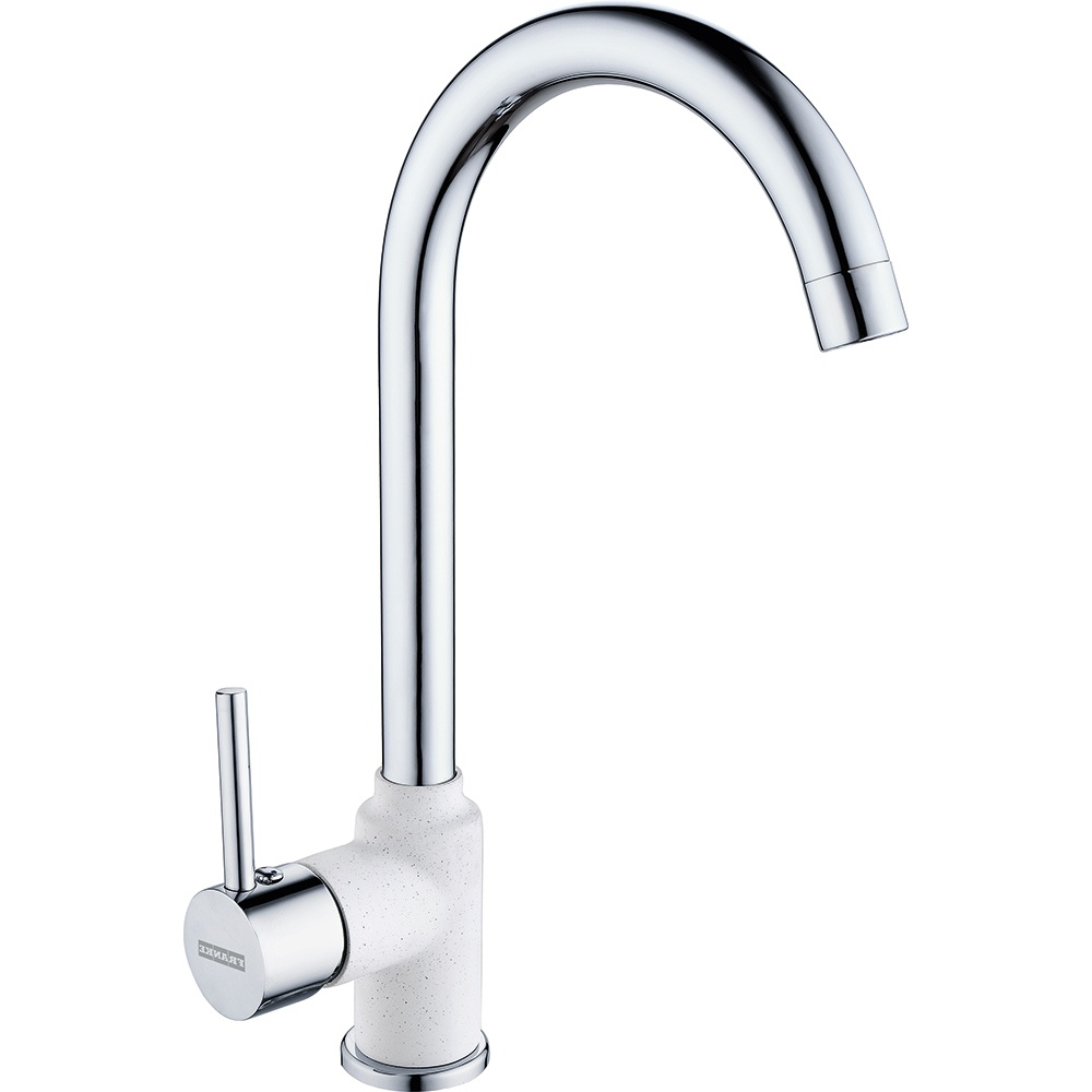 Tap Pola spout side HP Chrome/Mwhite