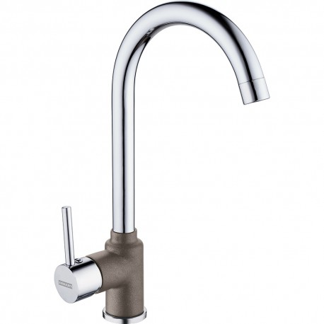 Tap Pola spout side HP Chrome/MMokka