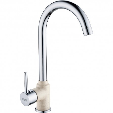 Tap Pola spout side HP Chrome/GCoffee